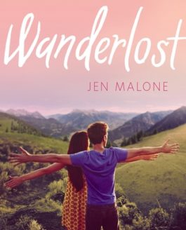 Need an Airplane Novel? Try Wanderlost by Jen Malone